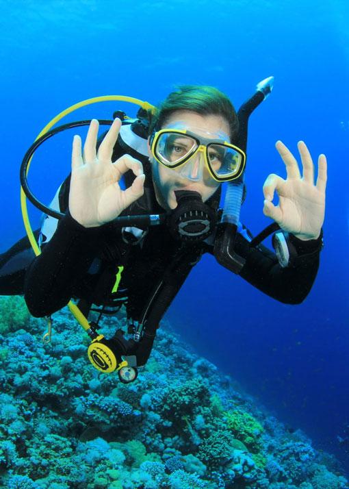La plongée sous-marine, une expérience enrichissante