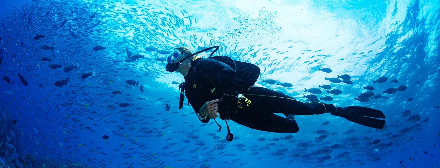 Pratiquer la plongée sous-marine en toute sécurité